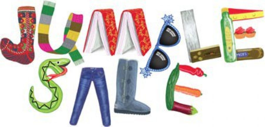Image result for jumble sale